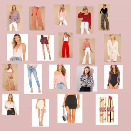 Casual Valentines Day outfit ideas! ❤️ http://liketk.it/2zCxl #liketkit @liketoknow.it