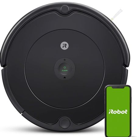She's become my new bestie! She sweeps my house for me every other day and when I come home there is no pet hair and no dirt! Total love my #roomba! It's not the top most expensive model available but it's working perfectly for us!   http://liketk.it/3aSsF #liketkit @liketoknow.it   Screenshot this pic to get shoppable product details with the LIKEtoKNOW.it shopping app