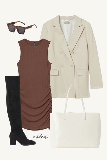 florida fall fashion outfit inspo 🤎   #LTKunder50 #LTKstyletip #LTKworkwear