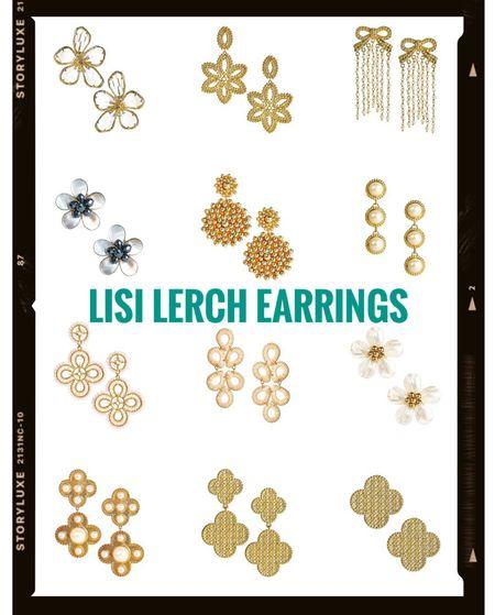 Lisi Lerch earrings for fall     #LTKGiftGuide #LTKunder100 #LTKHoliday