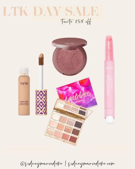 Tarte LTK day sale @liketoknow.it http://liketk.it/3hjry #liketkit #LTKbeauty #LTKunder50 #LTKsalealert