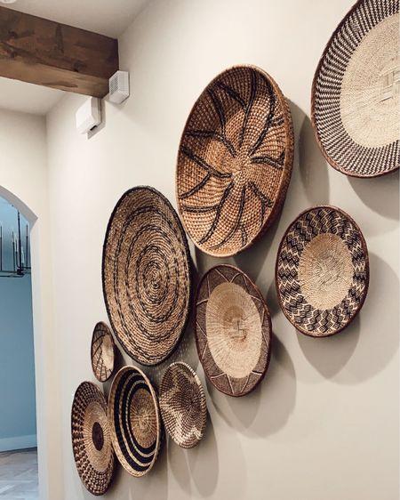 Wall baskets. // http://liketk.it/2U1Xv @liketoknow.it #liketkit #LTKstyletip #LTKhome