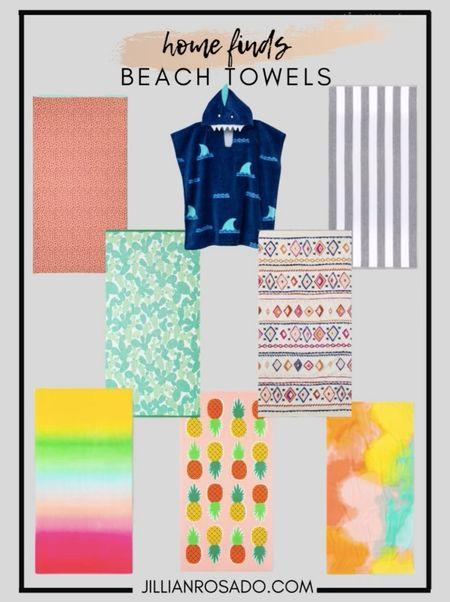 Affordable Beach Towels  #LTKswim #LTKtravel #LTKunder50