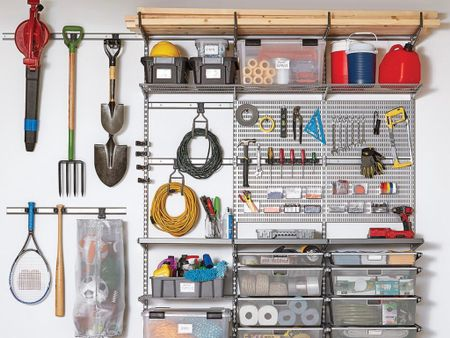 Check out our favorite #thecontainerstore #elfa products for your garage!  Elfa is so versatile!   http://liketk.it/3b14l #liketkit @liketoknow.it