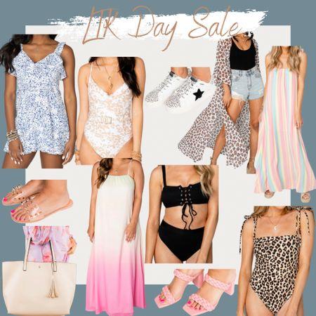 http://liketk.it/3h7E4 #liketkit @liketoknow.it #LTKDay #LTKsalealert buddy love, high waisted bikini, romper, maxi dress, one piece swimsuit, studded clear sandals, kimono, coverup, summer dress, beach vacation outfits, summer outfits, bathing suits, swimsuit, bikini, beige purse, tote bag, designer inspired sneakers