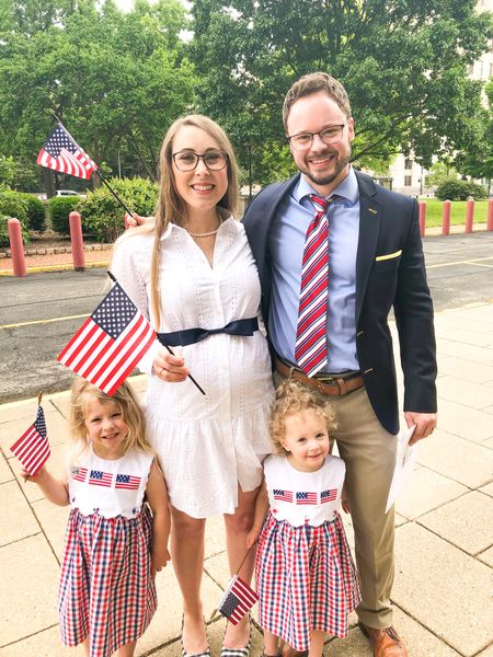 Feeling very Patriotic today! These adorable patriotic gingham dresses from The Bella Bean are perfect for Memorial Day and 4th of July  Patriotic / preppy / holiday / Memorial Day / 4th of July / classic children   #LTKfamily #LTKSeasonal #LTKbump