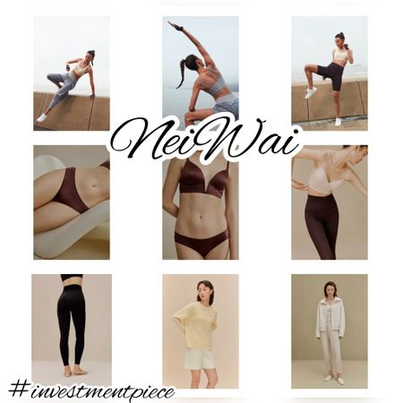 From lounge to  active wear, get up to 30% off @neiwai during the LTK Early Gifting Sale. I recommend gifting these sculpting leggings and bra sets for yourself! #investmentpiece   #LTKGifts #LTKfit #LTKSale