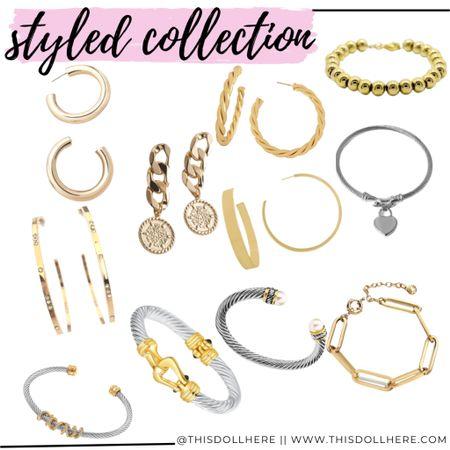 Spring jewelry must haves  #LTKunder50 #LTKSpringSale #LTKstyletip