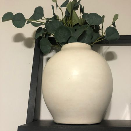 Round white ceramic vase http://liketk.it/3eYpC #liketkit @liketoknow.it #LTKhome