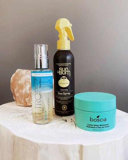 Summer Essentials ☀️💦   http://liketk.it/3gBeg @liketoknow.it #liketkit #LTKbeauty