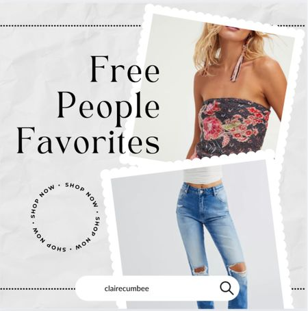 Free people Summer outfit Outdoor Boho Scarf top Tunic Tomboy Fp Distressed jeans Under $100  Free People boots Clogs Chelsea boots Boho shoes Suede boots Trendy boots Gen Z Fall Back to school Under $200  #LTKSeasonal #LTKstyletip #LTKbacktoschool