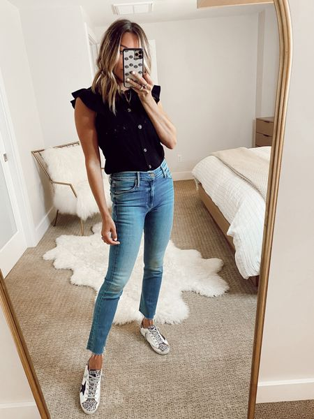 target style, target top, jeans  #LTKunder50 #LTKstyletip