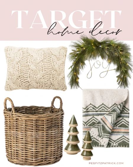 Cozy holiday home edit from Target. #LTKfamily #LTKunder50 #StayHomeWithLTK http://liketk.it/32PIj #liketkit @liketoknow.it Follow me on the LIKEtoKNOW.it shopping app to get the product details for this look and others