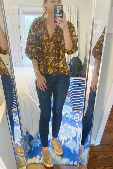 Even though it didn't feel like fall outside on Monday my shirt made it look like it was! @liketoknow.it #liketkit http://liketk.it/2YziA