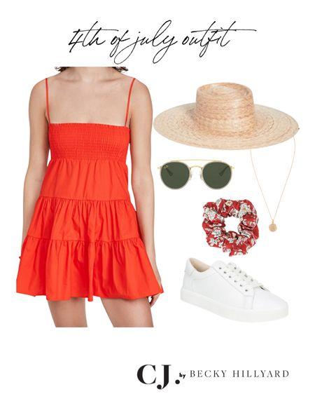 4th of July outfit idea  #LTKSeasonal