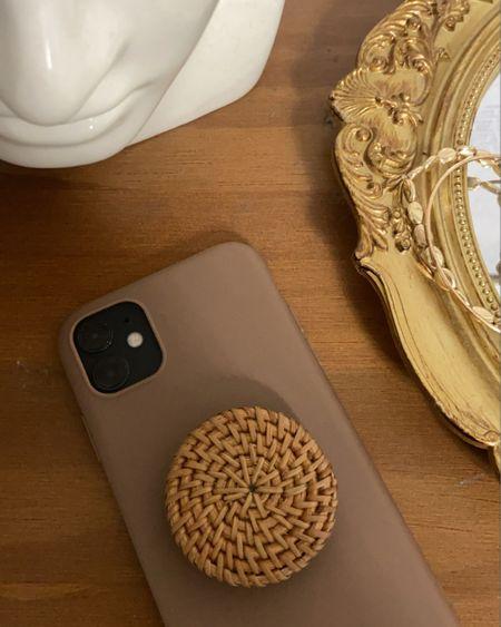 My phone case & pop socket!! I'm 😍😍😍 http://liketk.it/3iGWT #liketkit @liketoknow.it #LTKbeauty #LTKhome #LTKsalealert