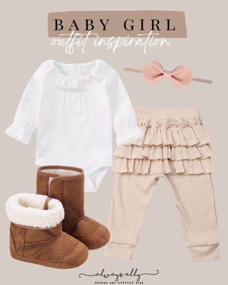 Aamazon Fashion. Baby girl fall outfit ideas   #LTKSeasonal #LTKbaby #LTKbump