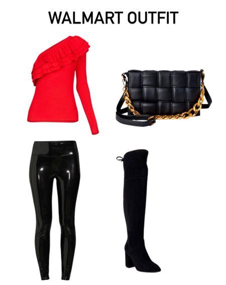 Walmart fashion. Walmart outfit   #LTKstyletip #LTKunder50 #LTKSeasonal