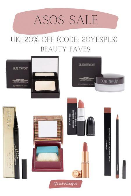 Beauty faves 20% OFF in the UK! Code: 20YESPLS    #LTKunder50 #LTKsalealert #LTKbeauty