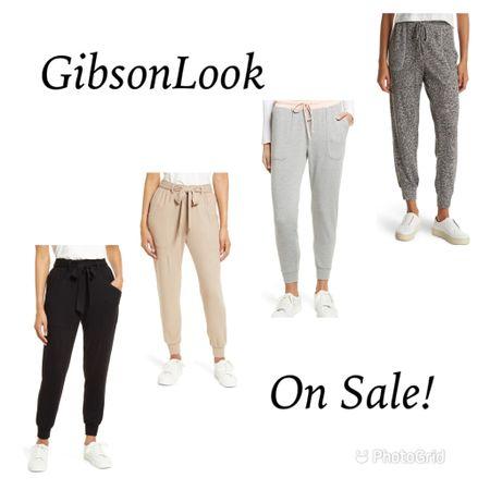 Gibsonlook joggers on sale  #LTKsalealert #LTKfit #LTKSeasonal