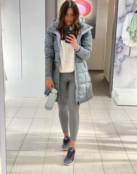 This north face coat has been a favorite winter essential included in the Nordstrom Anniversary Sale #nsale  #LTKsalealert #LTKcurves #LTKfit