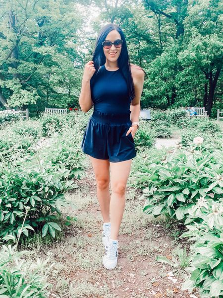 Just romping around in this fun summer romper - it fits true to size, and it's so comfortable http://liketk.it/3g94z #liketkit @liketoknow.it #competition #ltkseasonal #LTKshoecrush #LTKstyletip