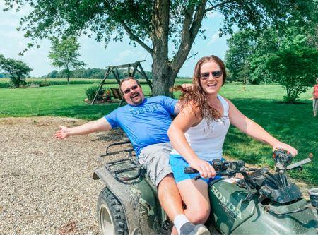 Vacation _ Farm Life, OOTD, everyday casual, Nordstrom sale  #LTKcurves #LTKfamily #LTKsalealert