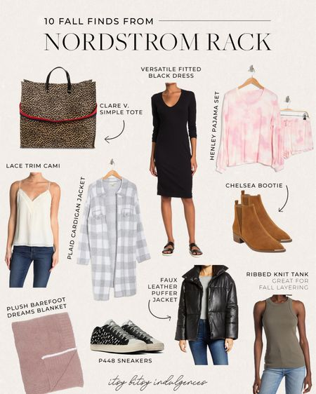 10 fall finds from Nordstrom rack //