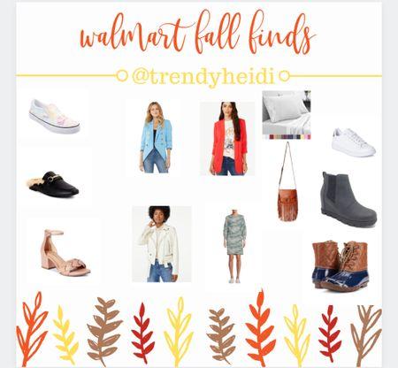 #fall #fallstyle #fall #walmart   #LTKshoecrush #LTKbacktoschool #LTKunder50
