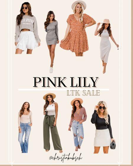 Pink lily picks for the ltk sale  Use code: LTK25 to get 25% off 100+ & free shipping  #LTKunder100 #LTKSale #LTKsalealert