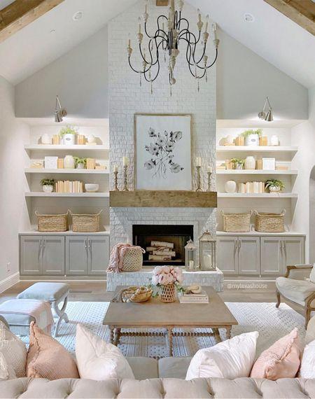 Living room Home decor    #LTKSeasonal #LTKfamily #LTKhome