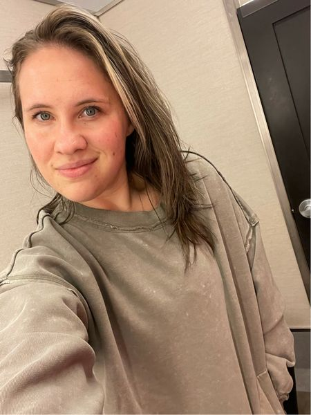 Most comfortable sweater you will ever own. Nordstrom sale free people   #LTKsalealert #LTKunder100 #LTKfit