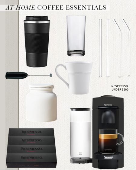At-home coffee essentials #coffee   #LTKhome