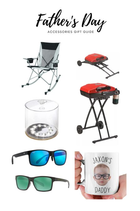 Father's Day gifts for the camper, coffee drinker, and beach lover. Blue Maui Jim sunglasses are linked in red.  http://liketk.it/3gzd5 @liketoknow.it #liketkit #LTKmens #LTKtravel #LTKunder100 #ltkgiftspo