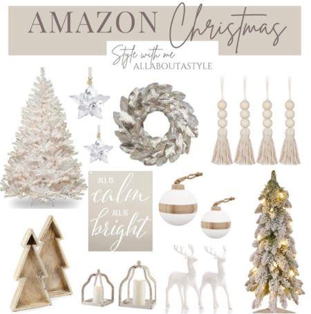 Amazon #Christmas #Home #Decor  #LTKHoliday #LTKSeasonal #LTKGiftGuide
