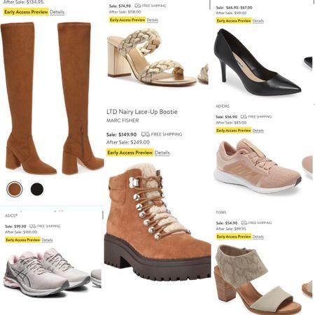 #nsale women's shoes   #LTKSeasonal #LTKsalealert #LTKstyletip