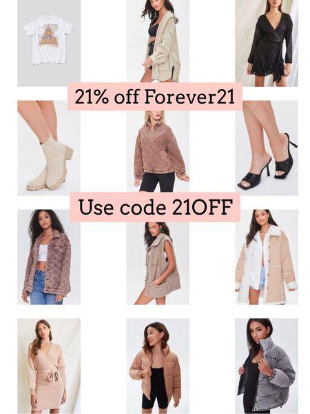 Forever21 sale   #LTKSeasonal #LTKunder50 #LTKsalealert