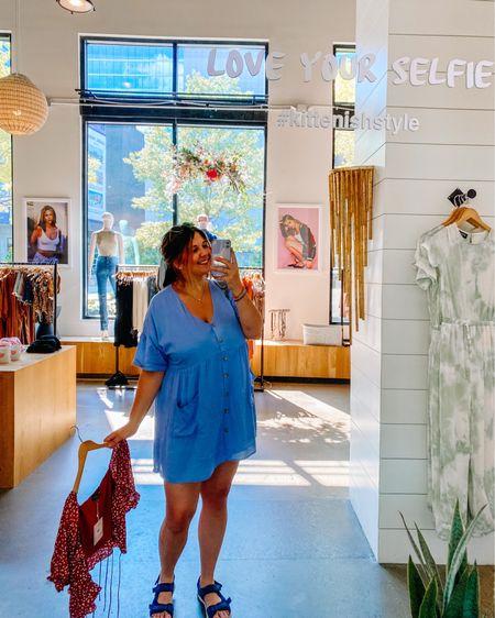 The easiest lightweight summer dress, plus POCKETS 🤩 #LTKunder50  http://liketk.it/3iaPl #liketkit @liketoknow.it #LTKstyletip