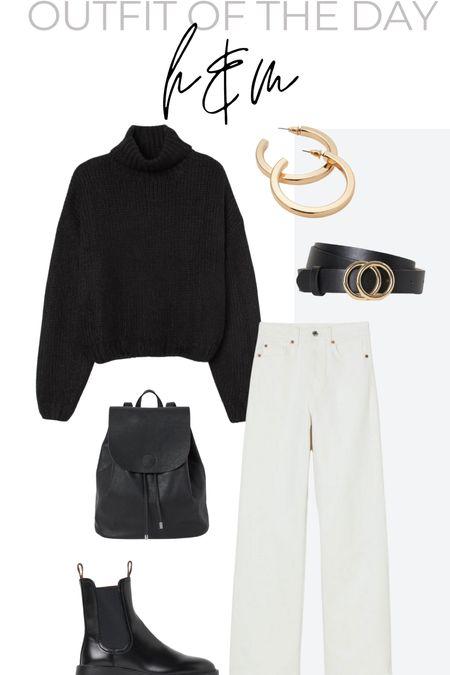 outfit of the day. h & m.   #LTKstyletip #LTKunder50 #LTKunder100