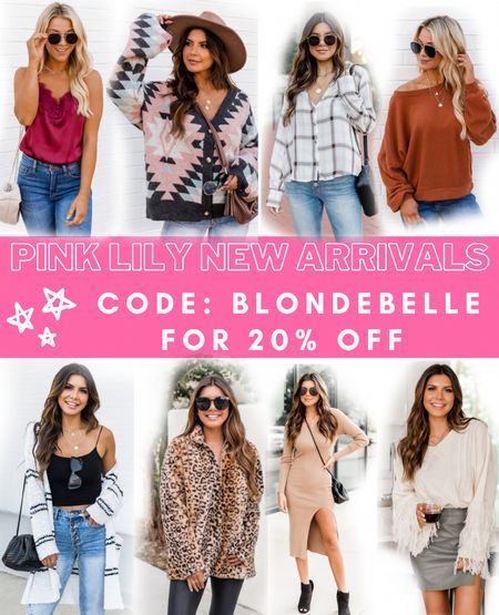 BLONDEBELLE for 20% off  . . . Pink lily boutique, fall, fall outfits, sweater, fall sweater, pullover, fall dress, cardigan, flannel, bodysuit, midi dress, rust sweater, fringe sweater  #LTKstyletip #LTKunder50 #LTKSeasonal