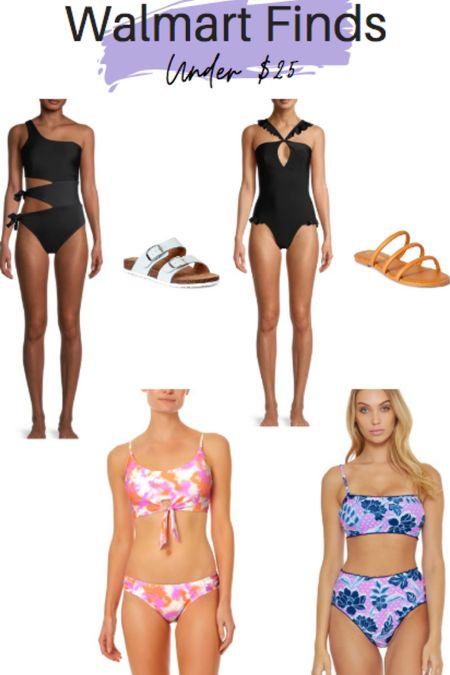 Walmart swim under $25 http://liketk.it/3fZDH @liketoknow.it #liketkit #LTKswim #ltkseasonal #walmartswim #walmartfinds #ltkseasonal