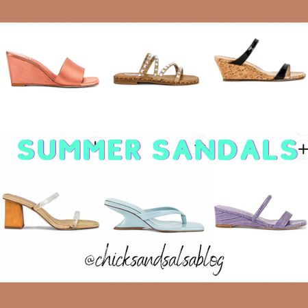 Add these unique sandal styles to your cart! #trendy #sandals http://liketk.it/3iER6 #liketkit @liketoknow.it #LTKshoecrush #LTKstyletip #LTKunder100