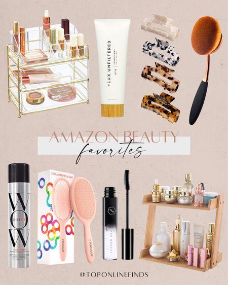 Some recent Amazon beauty purchases I'm loving! ✨ http://liketk.it/3j9y4 #liketkit @liketoknow.it #LTKunder50 #LTKunder100 #LTKbeauty   Beauty, beauty finds, Amazon, Amazon beauty
