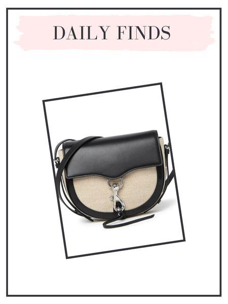 Daily finds: Rebecca Minkoff crossbody handbag for under $150  #LTKSeasonal #LTKitbag #LTKHoliday