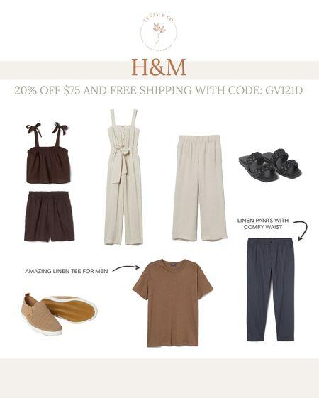 H&M sales picks // men & women   #LTKfamily #LTKsalealert