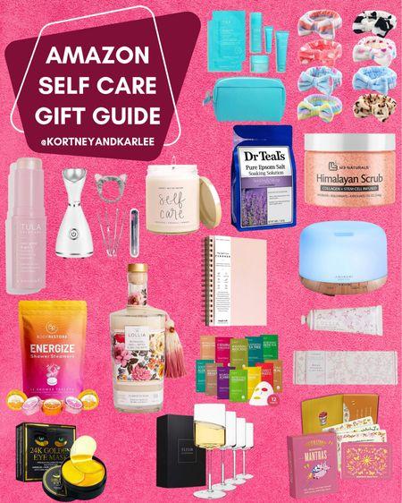 Amazon Self-Care Girl Gift Guide!   Amazon gifts for her | Amazon gift guide | Amazon for her gift guide | amazon gifts under $25 | under $25 gift guide | under $25 amazon gift guide | gift guide under $25 | amazon gift guide under $25 | cozy girl gift guide | amazon gift guide for her | amazon gift guide for the girly girl | amazon gift ideas | amazon gift ideas for her | gift ideas for her | cozy gift guide | cozy gift ideas | self care gift guide | self care gifts | Amazon finds | amazon girly things | amazon beauty | amazon home finds | amazon self care | amazon beauty favorites | amazon fashion favorites | amazon must haves | amazon best sellers | amazon fall finds | amazon fall favorites | fall favorites | amazon fall essentials | amazon fall must haves | amazon travel favorites | amazon travel finds | amazon travel must haves | amazon winter finds | amazon winter favorites | winter favorites | amazon gift ideas | gift guide amazon | holiday gift guide | amazon gifts | gift ideas from amazon | gift guide from amazon | amazon winter decor | amazon winter home decor | amazon winter things | amazon Christmas gifts | amazon Christmas gift guide | amazon Christmas gift ideas | amazon vacay favorites | amazon vacation favorites | amazon stocking stuffers | stocking stuffers for her | amazon prime stocking stuffers | stocking stuffer ideas | stocking stuffers amazon prime | amazon prime gift ideas | amazon stocking ideas | amazon prime gift ideas | amazon gift guide for her | stocking stuffers for her | stocking stuffers from amazon | stocking stuffers for girls | stocking stuffers for women | Kortney and Karlee | #kortneyandkarlee #LTKunder50 #LTKunder100 #LTKsalealert #LTKstyletip #LTKshoecrush #LTKSeasonal #LTKtravel #LTKswim #LTKbeauty #LTKhome #LTKGifts #LTKHoliday @liketoknow.it #liketkit