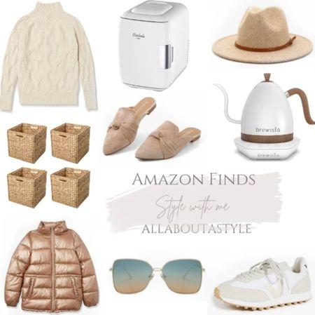 #Fall #Fashion #Fallstaples #amazon #federahat #sneakers #householditems #sunglasses   #LTKHoliday #LTKSeasonal #LTKGiftGuide