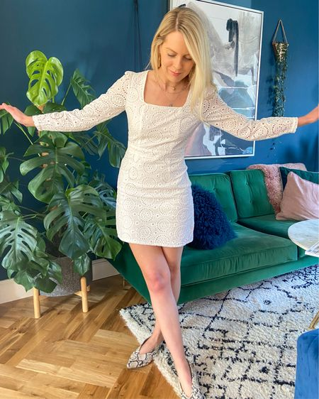 http://liketk.it/2OTrR @liketoknow.it #liketkit white outfit ideas, white dress, white summer outfit, white dress summer, white aesthetic, broderie anglais, white looks @liketoknow.it.home @liketoknow.it.europe #LTKhome #LTKfamily #LTKeurope