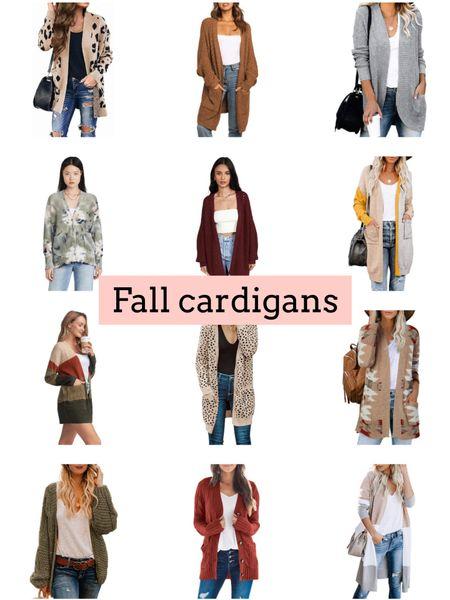 Cardigans   #LTKunder50 #LTKstyletip #LTKSeasonal