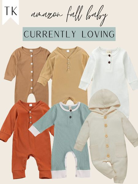 Fall amazon baby style / neutral baby / baby sweater / neutral baby clothes   #LTKbaby #LTKunder50 #LTKkids